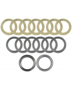 FRICTION/STEEL CLUTCH MODULEBW71/72 FWD CL 10-18